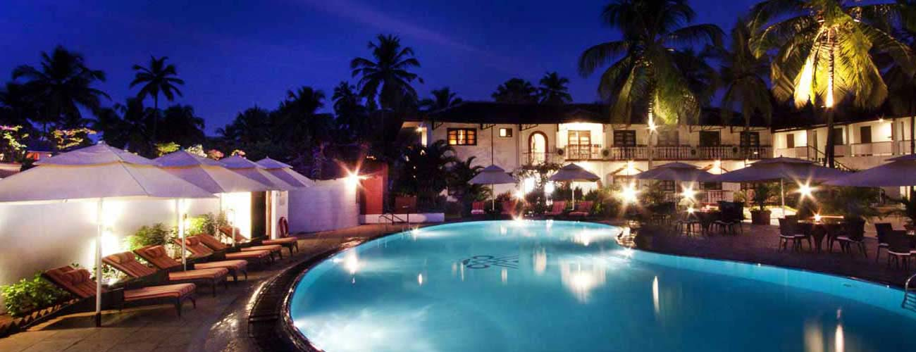 Five Star Hotels In Goa List Of 5 Star Hotels In Goa Five Star