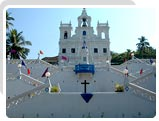 Church of Mary Immaculate Conception, Goa